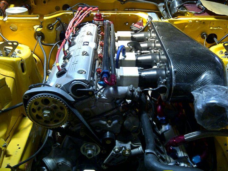 Turbo Engine Build