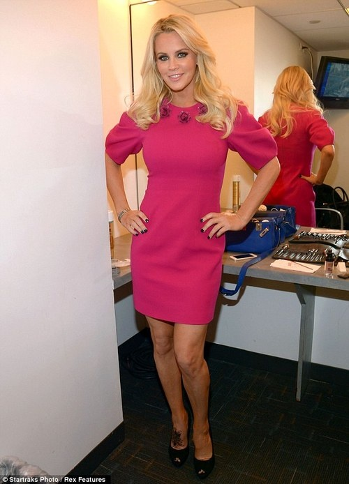 Jenny McCarthy Dress