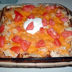 Beef Nacho Casserole Allrecipes.com
