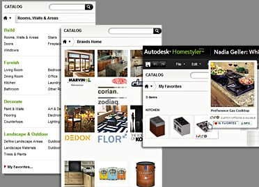 free home design software and interior design software autodesk