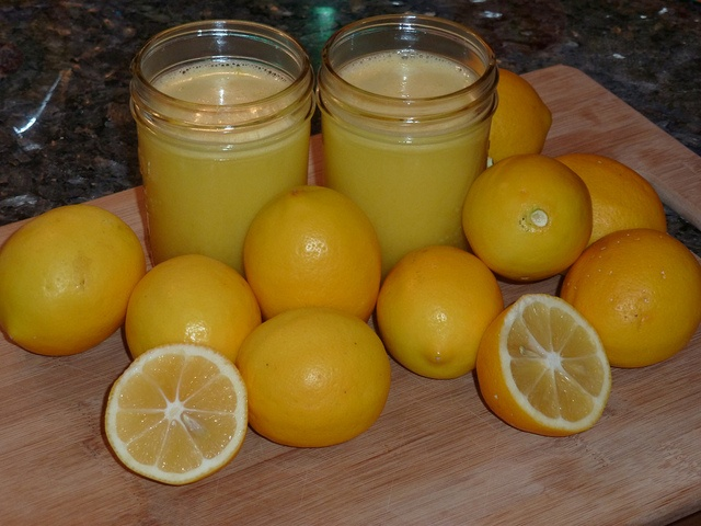 meyer lemon curd. the only thing that's missing from wny: meyer lemons