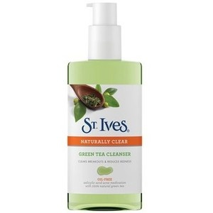 D A Green St Ives st ives green tea cleanser | All About Me | Pinterest