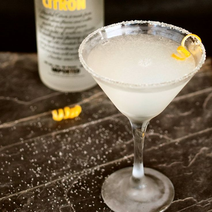 ... like this one. Lemon Drop Martini - from EntertainingCouple.com