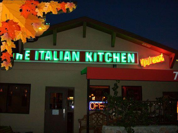 italian kitchen great traditional italian food in el paso