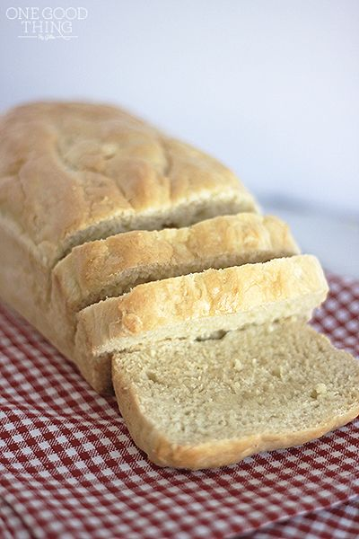 My Mom's Wonderful English Muffin Bread | Recipe