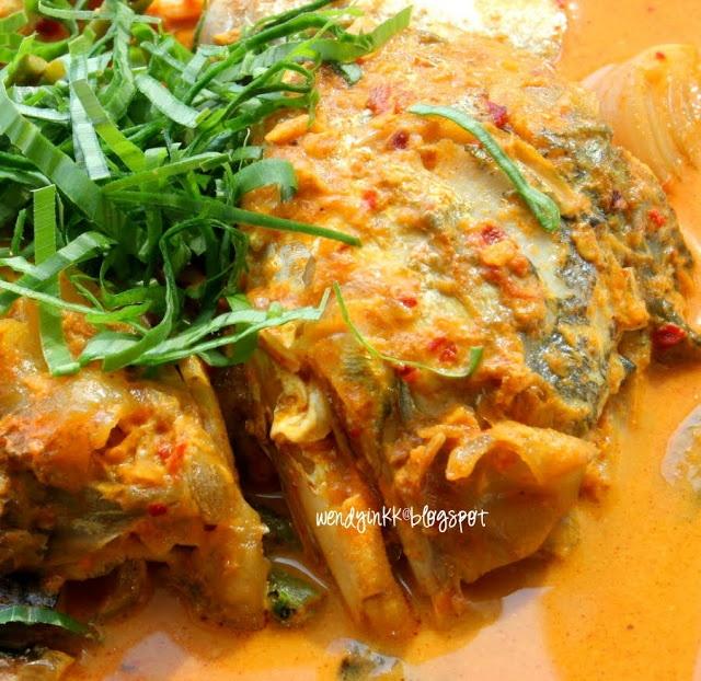 Curry Fish Head | Malaysian Food Recipes | Pinterest