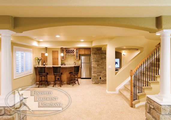 Finished Basement Wow Home Furniture Pinterest