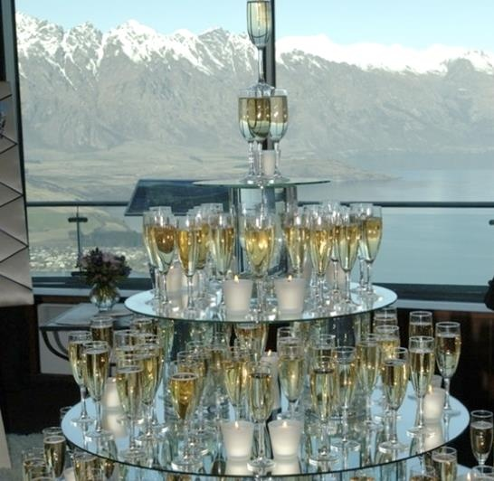Champagne Tower : About Me : Pinterest