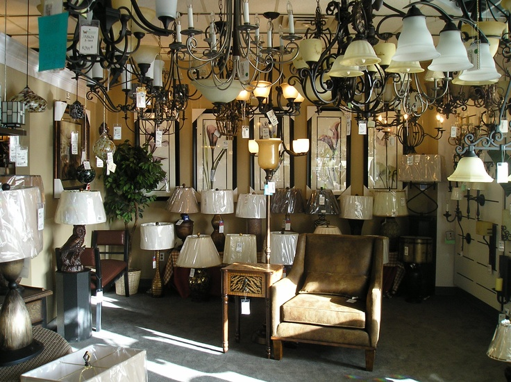 lighting and home decor our showroom pinterest
