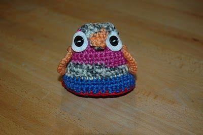 Crochet Tutorial Owl : Crochet owl tutorial Crochet Pinterest