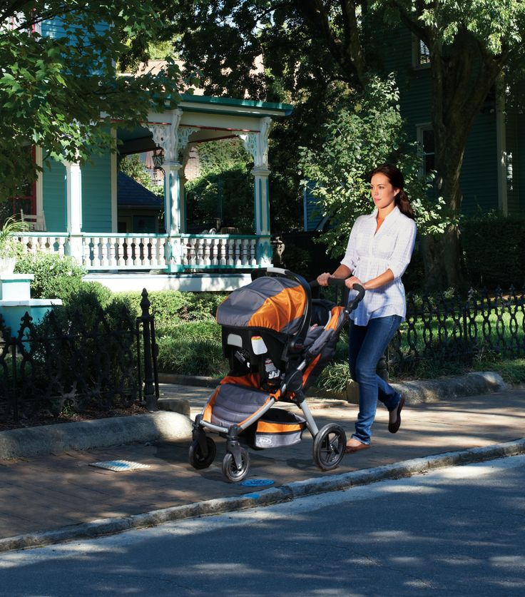 "We love the ""grow-with-the-family"" features that BOB strollers offer! #babygear #PNapproved"