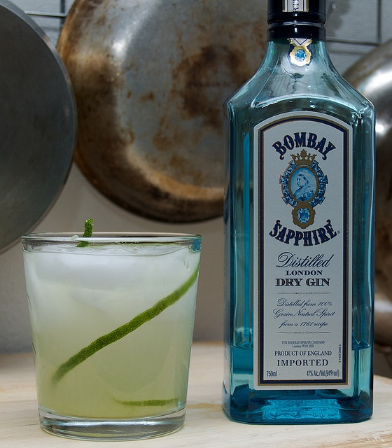 Gin Rickey | Mixology | Pinterest