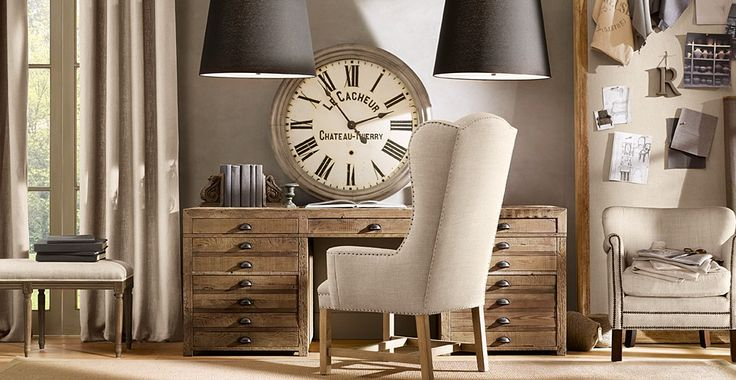office restoration hardware restoration hardware pinterest
