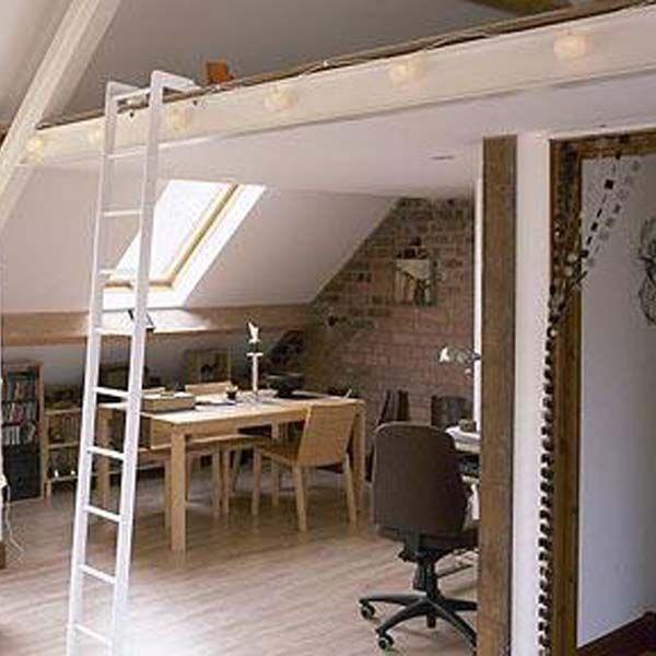 Mezzanine floor ideas best double garage design ideas for Mezzanine floor ideas