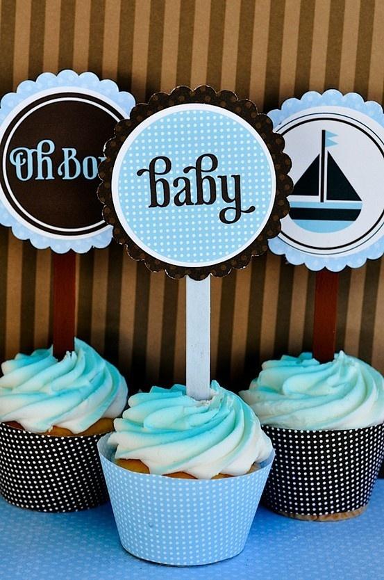 boy baby shower cute party ideas pinterest