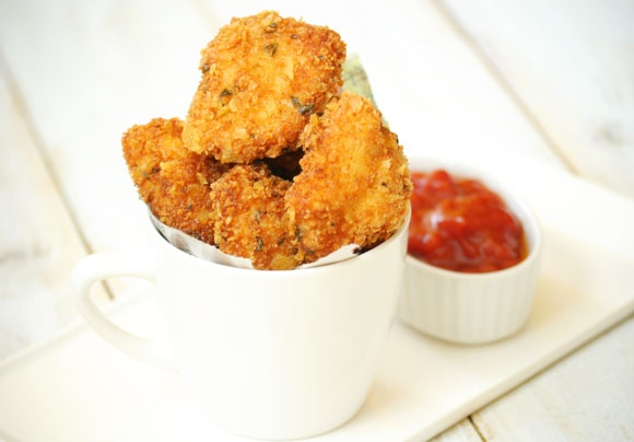 Crispy Chicken Nuggets. | Snacks and Sandwiches and Dinners | Pintere ...