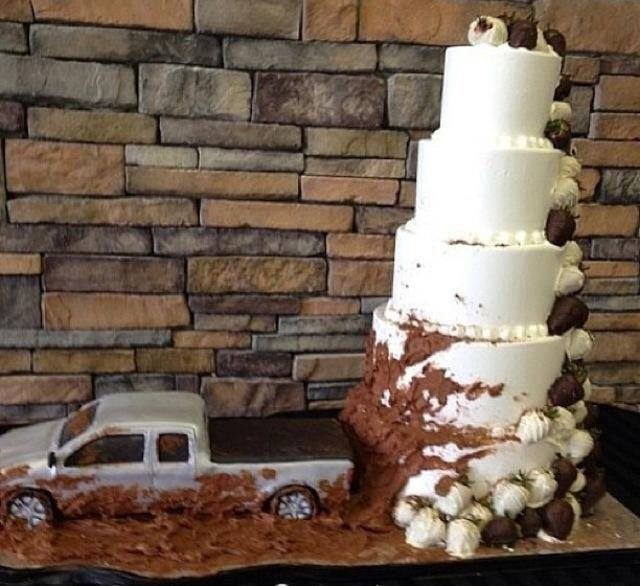 Wedding Cake Ideas For Country Wedding : Country Wedding Cake! cakes Pinterest
