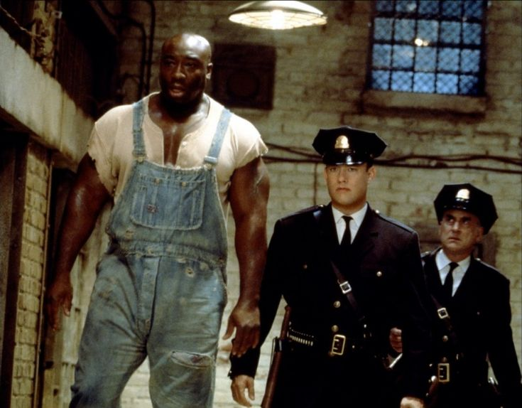 """""""People hurt the ones they love. That's how it is all around the world.""""  John Coffey (The Green Mile)"""