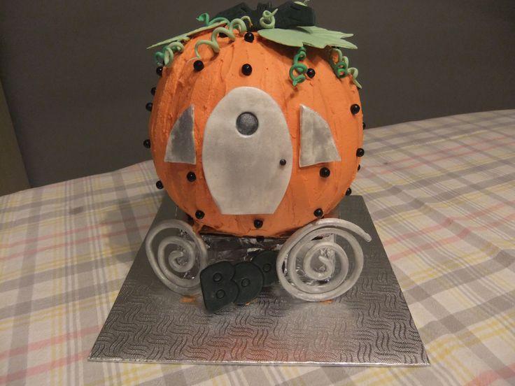 ... Cake. Pumpkin Spice Cake with Maple Buttercream Frosting Slurrrp