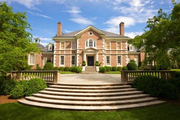 Mansions In Buckhead Atlanta Georgia Atlanta Luxe Living