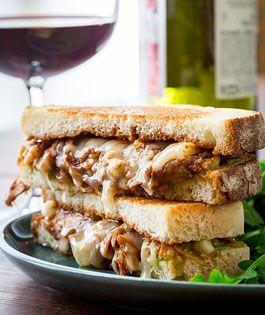 Wine & Grilled Cheese Pairings | Food & Wine Pairings Pinning Party ...