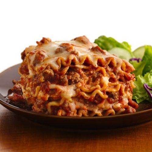 Slow Cooker Lasagna | Yumm! | Pinterest