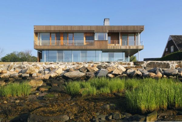 MODERN COUNTRY ESCAPE: Spiral House. 12/28/2011