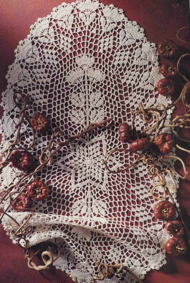 Decorative Crochet : Decorative Crochet South Sea Flora Fair Pinterest