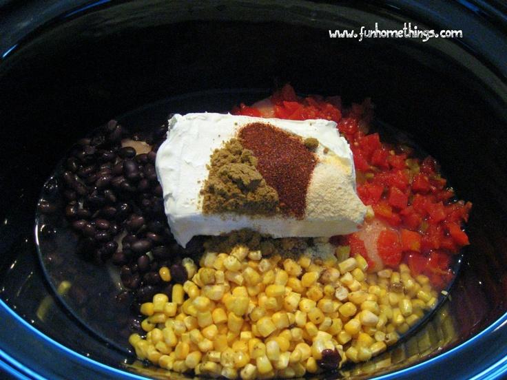 Amy's Amazing White Chicken Chili Recipes — Dishmaps