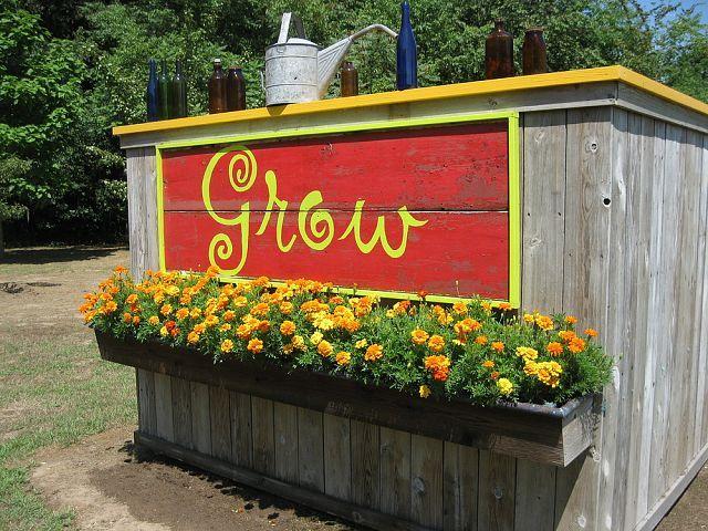 Vegetable Garden Sign Ideas Photograph Vegetable Garden Si