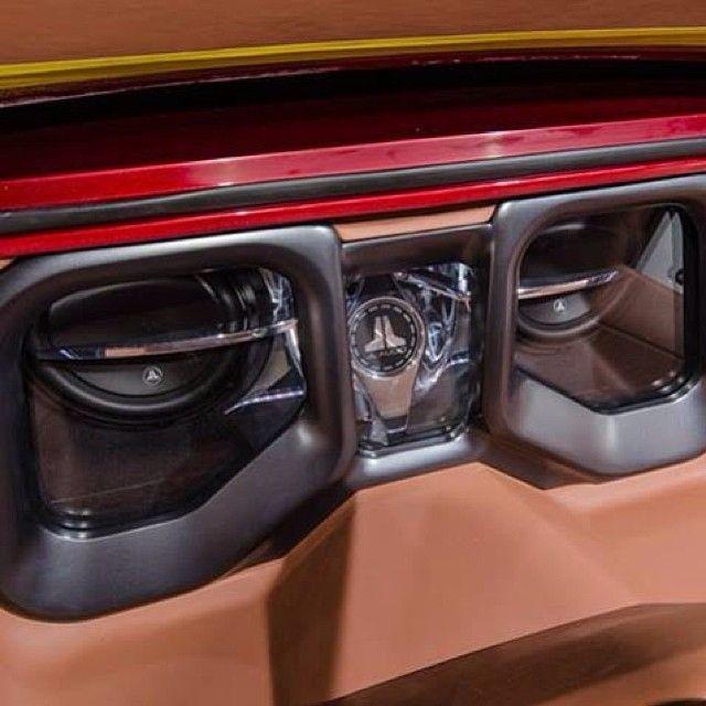 Stunning Chevrolet Camaro Custom Car Stereo Trunk Install JL Audio on Custom Car Audio Install