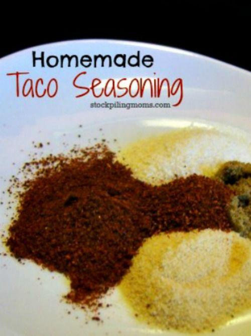 Taco Seasoning | Recipe