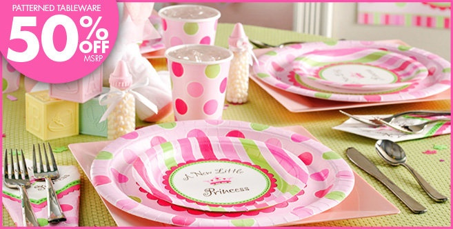 little princess baby shower party supplies what do you guys think of