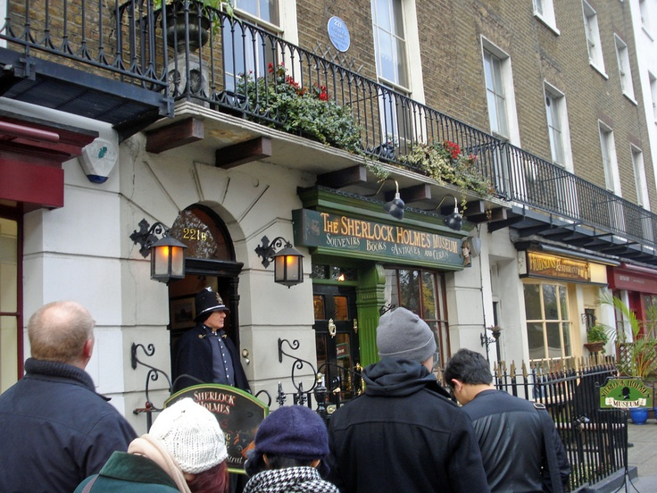 is there really a 221b baker street