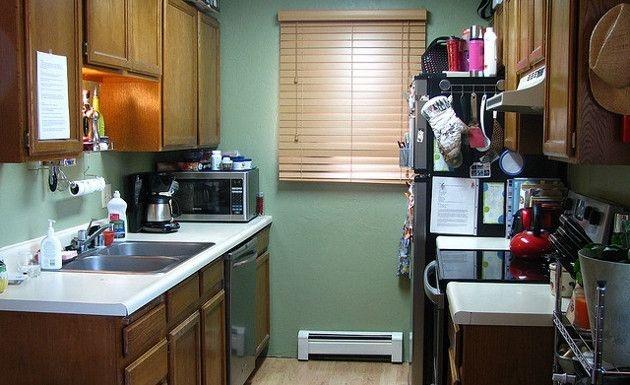 Fotos de cocinas pequenas cocinas y recetas - Fotos de cocinas pequenas ...