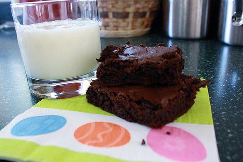 Whole Wheat Brownies | Food | Pinterest