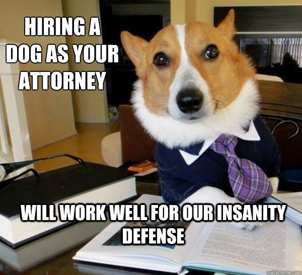 For those times when you actually need a attorney.