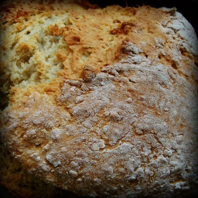 oatmeal soda bread | Mogu-Mogu | Pinterest