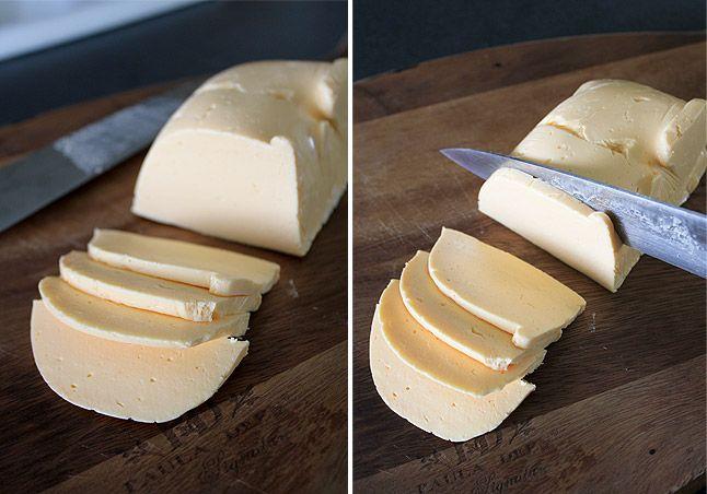 Homemade Velveeta - American Cheese | Food | Pinterest