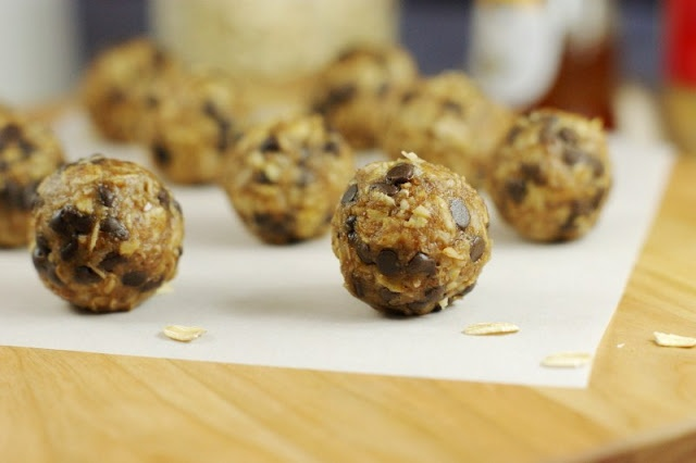 Granola Bites | To Eat | Pinterest