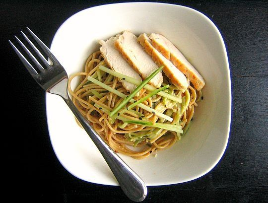 Recipe: Cold Peanut Sesame Noodles; the perfect meal for a hot summer ...
