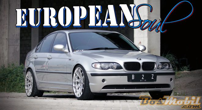 Modifikasi BMW 318i E36 : European Soul #infomodifikasi #bosmobil