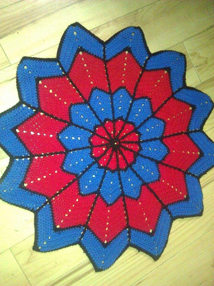 Crochet Pattern For Spiderman Blanket : Spiderman blanket Crochet Pinterest
