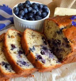 Blueberry Maple Pecan Bread | Sweet yummy things | Pinterest