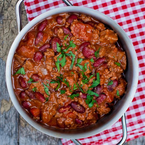 Chili con carne | Food I Dig | Pinterest