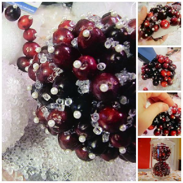 Craft Christmas Ball Decorations