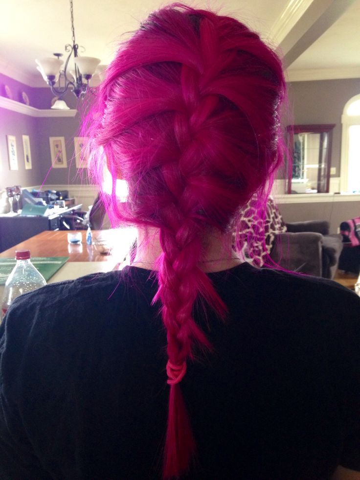 Manic panic hot hot pink | Hair. - 81.5KB