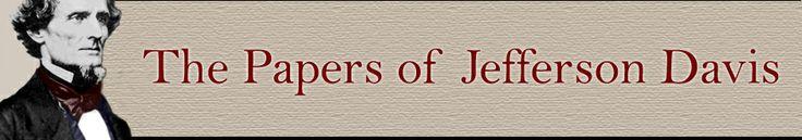jefferson davis timeline of life