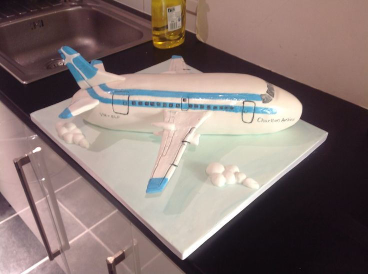 airplane cakes pictures