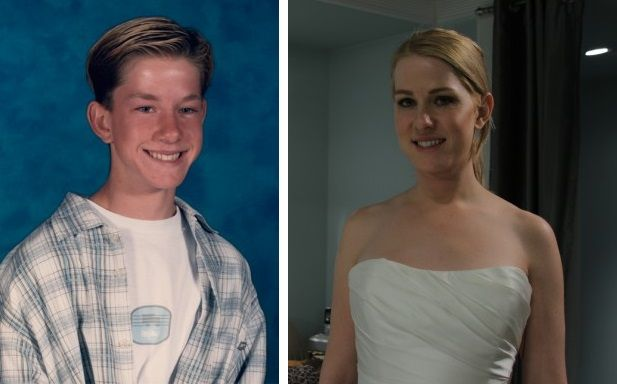 Transgender MTF Before and After
